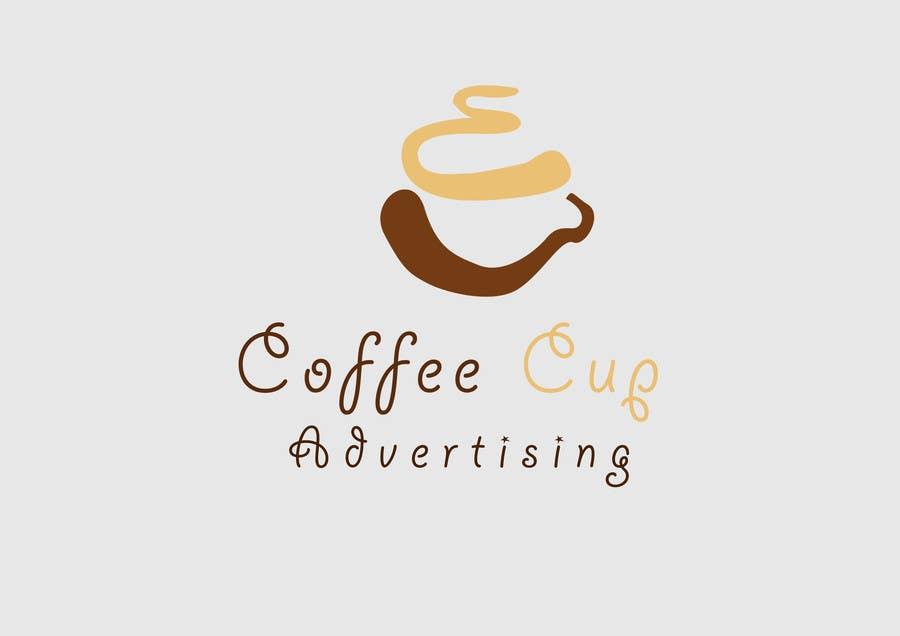 Kilpailutyö #202 kilpailussa Design a Logo for Coffee Cup Advertising