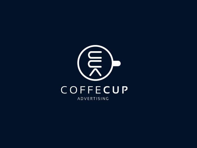 Kilpailutyö #107 kilpailussa Design a Logo for Coffee Cup Advertising