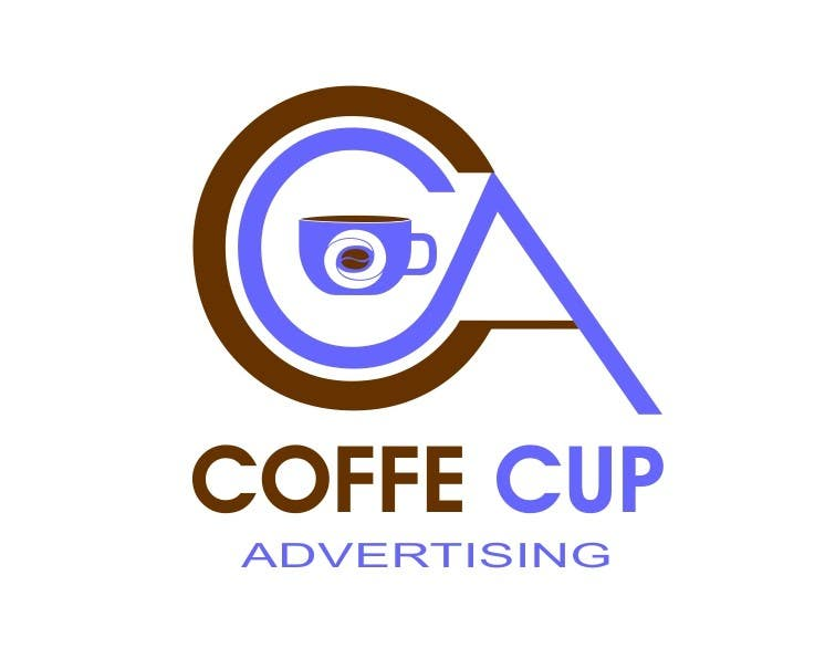 Kilpailutyö #190 kilpailussa Design a Logo for Coffee Cup Advertising