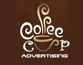 #156 untuk Design a Logo for Coffee Cup Advertising oleh Code0Boy