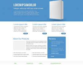 #12 para Design 2 pages of a website for a Software product por gravitygraphics7