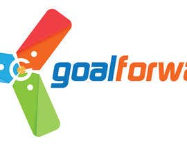 #41 para Logo Design for Goalforward por admirernepali