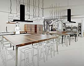 #13 for Interior design draft by hantig