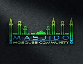 nº 43 pour Design a Logo for mosques web site par ayubouhait