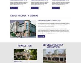 Nro 3 kilpailuun Design a Website Mockup - 8 käyttäjältä saidesigner87