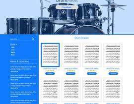 ravinderss2014 tarafından Design a Website Mockup için no 19