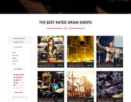 #1 for Design a Website Mockup by webmastersud