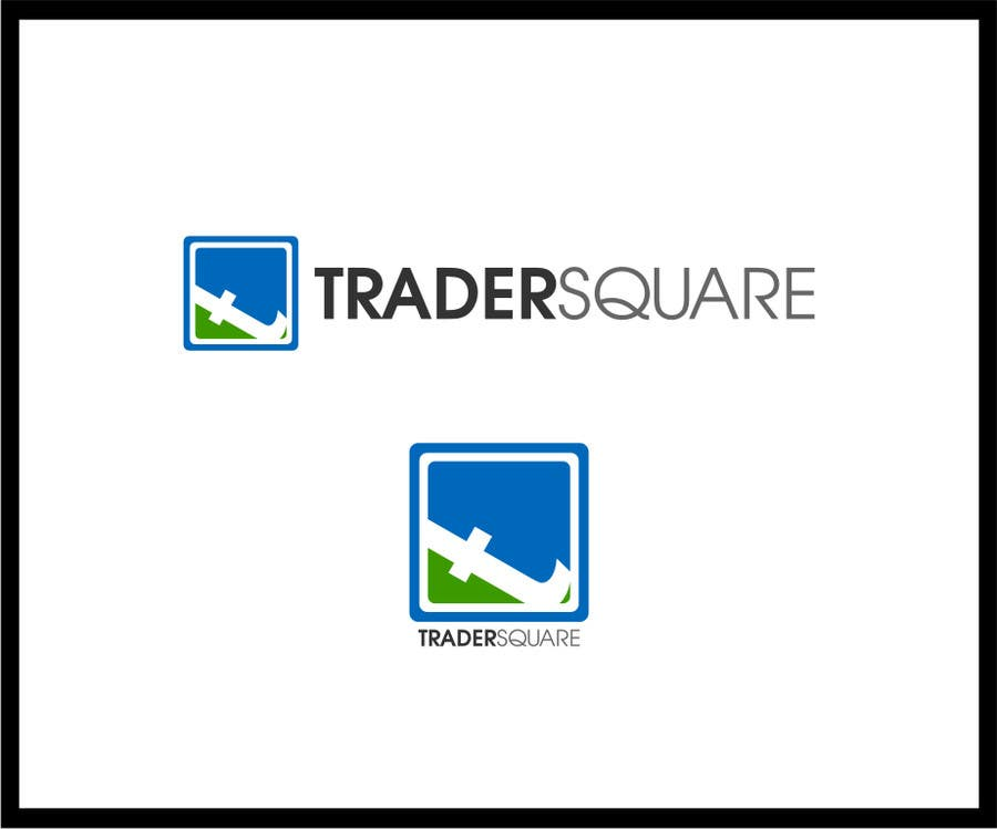 "#119 for Design a Logo for  ""Trader Square"" (Trading Community Website) by entben12"
