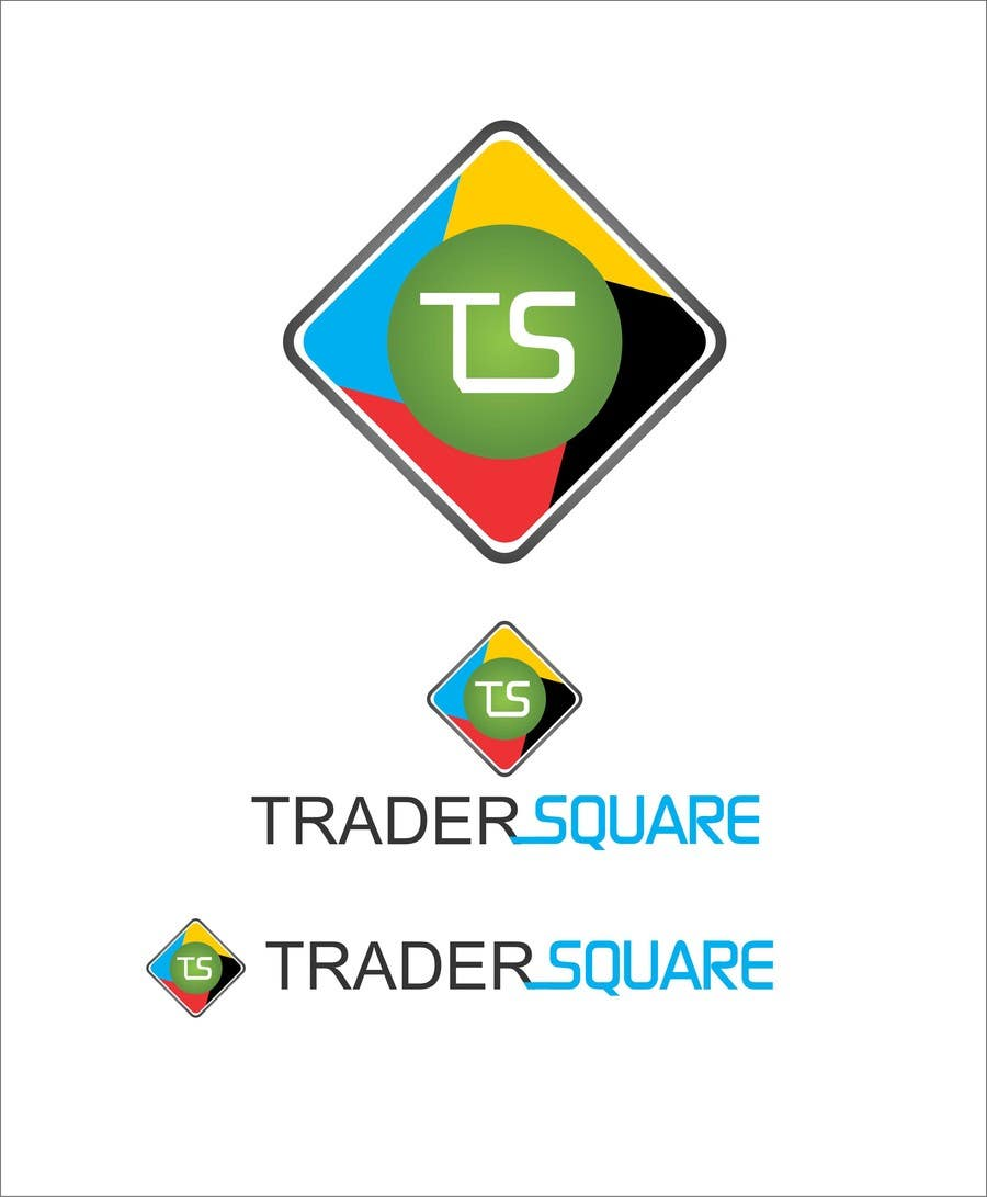 """#103 for Design a Logo for  """"Trader Square"""" (Trading Community Website) by surabi123"""