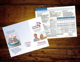 Nro 5 kilpailuun Design a Brochure - Turning 65 Roadmap käyttäjältä prijatel