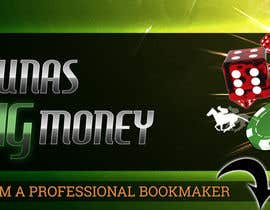 #4 untuk Design a Banner for Betting Website oleh miljand