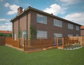 Nro 32 kilpailuun Create a 3D model of the house in the photos using 3Ds Max käyttäjältä piotrfrosztega