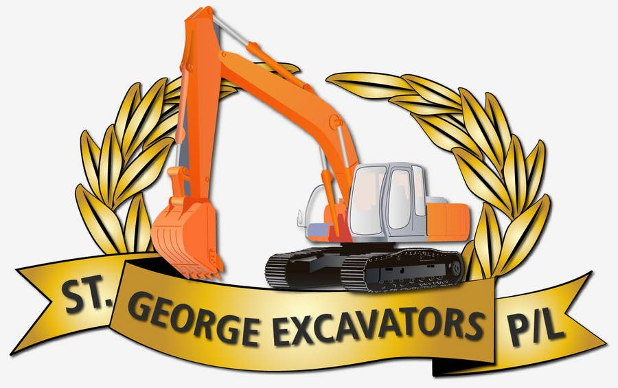 Contest Entry #                                        13                                      for                                         Graphic Design for St George Excavators Pty Ltd
