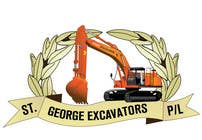 Graphic Design Contest Entry #2 for Graphic Design for St George Excavators Pty Ltd