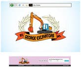 Graphic Design for St George Excavators Pty Ltd için Graphic Design19 No.lu Yarışma Girdisi