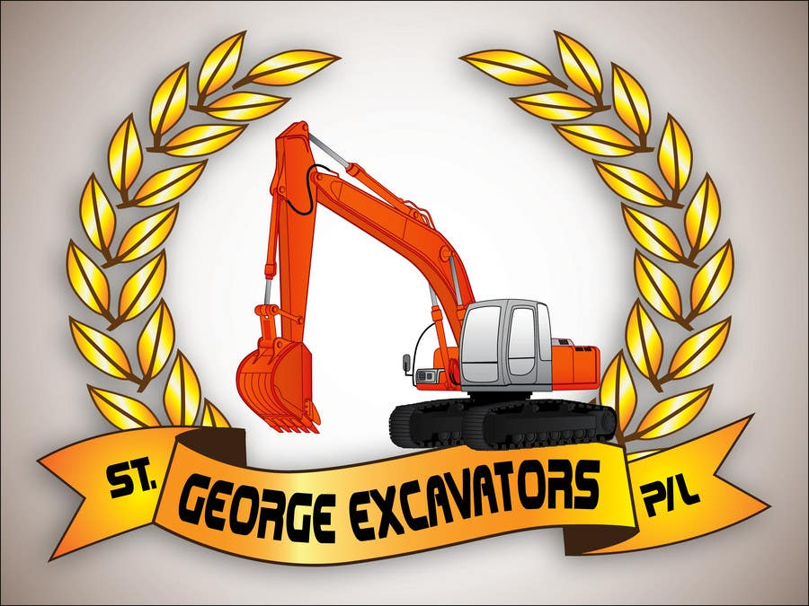 Contest Entry #                                        36                                      for                                         Graphic Design for St George Excavators Pty Ltd