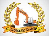 Graphic Design Contest Entry #40 for Graphic Design for St George Excavators Pty Ltd