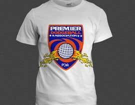 Nro 45 kilpailuun Design a  logo and t-shirt for a new dodgeball league käyttäjältä sumonaafroje27