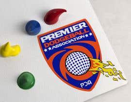Nro 46 kilpailuun Design a  logo and t-shirt for a new dodgeball league käyttäjältä sumonaafroje27
