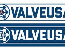 Nro 1 kilpailuun Design a Logo for ValveUSA - repost käyttäjältä silasfelipe