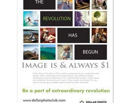 #65 cho Design a Print Advertisement for Dollar Photo Club bởi ArtCulturZ