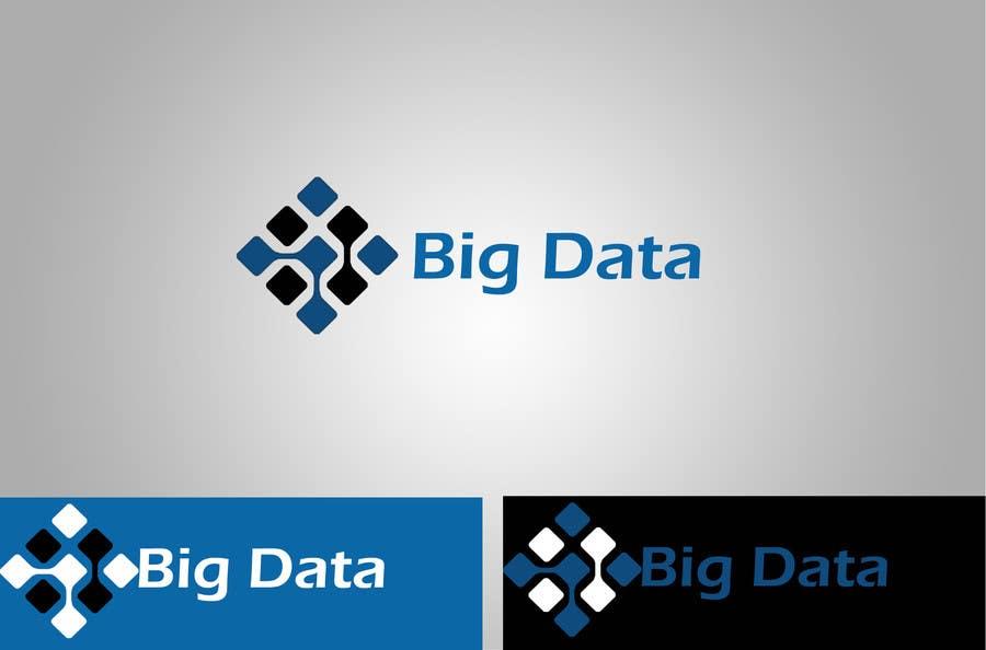 Inscrição nº                                         1                                      do Concurso para                                         Logo design for BigData