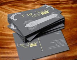 #42 untuk Business Card Design for Chris Savage Plaster Designs oleh kalashaili