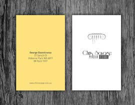 #37 para Business Card Design for Chris Savage Plaster Designs por Arzach