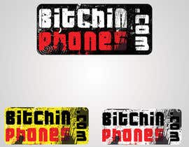 #20 para Design Logos for BitchinPhones.com por parmitu