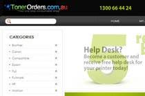 """Graphic Design Intrarea #43 pentru concursul """"Logo Design for tonerorders.com.au"""""""