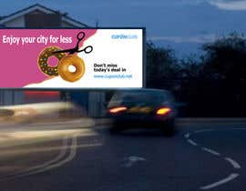 #8 for Billboard Design for Cupon Club by smarttaste