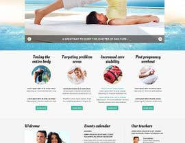 #138 cho Design a Website Mockup for Elite Yoga Gear bởi infowaysl