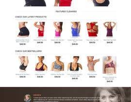 #132 cho Design a Website Mockup for Elite Yoga Gear bởi karlmc15