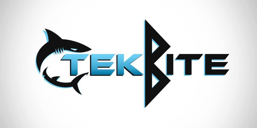 Kilpailutyö #20 kilpailussa Design a Logo for TekBite