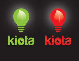 #354 para Logo Design for Kiota por benpics