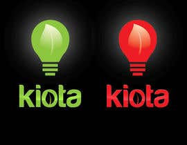 #330 para Logo Design for Kiota por benpics