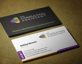 mamun313 tarafından Design some Business Cards for The Consulting Assistant Pty Ltd için no 37