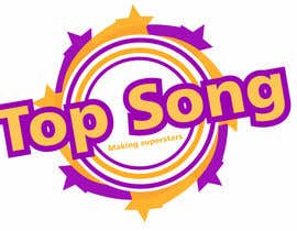 #27 for Re-Design a Logo for TOP SONG MUSICAL REALITY SHOW by CAMPION1