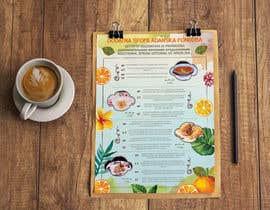 Nro 18 kilpailuun Summer restaurant offer 2016 käyttäjältä ekenway