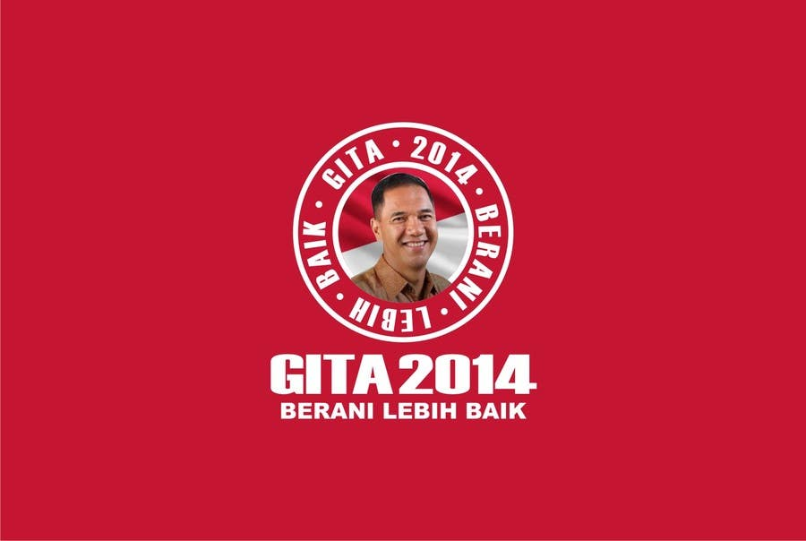 #34 for Design a Logo for an Indonesian President Candidate by Loyshang