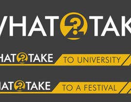 #86 para Design a Logo for What 2 Take por prbernal