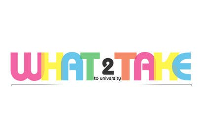 #118 para Design a Logo for What 2 Take por gpatel93