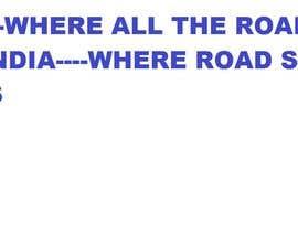 bitbytespecial tarafından A tag line for the 18th World Road Meet 2017 için no 56