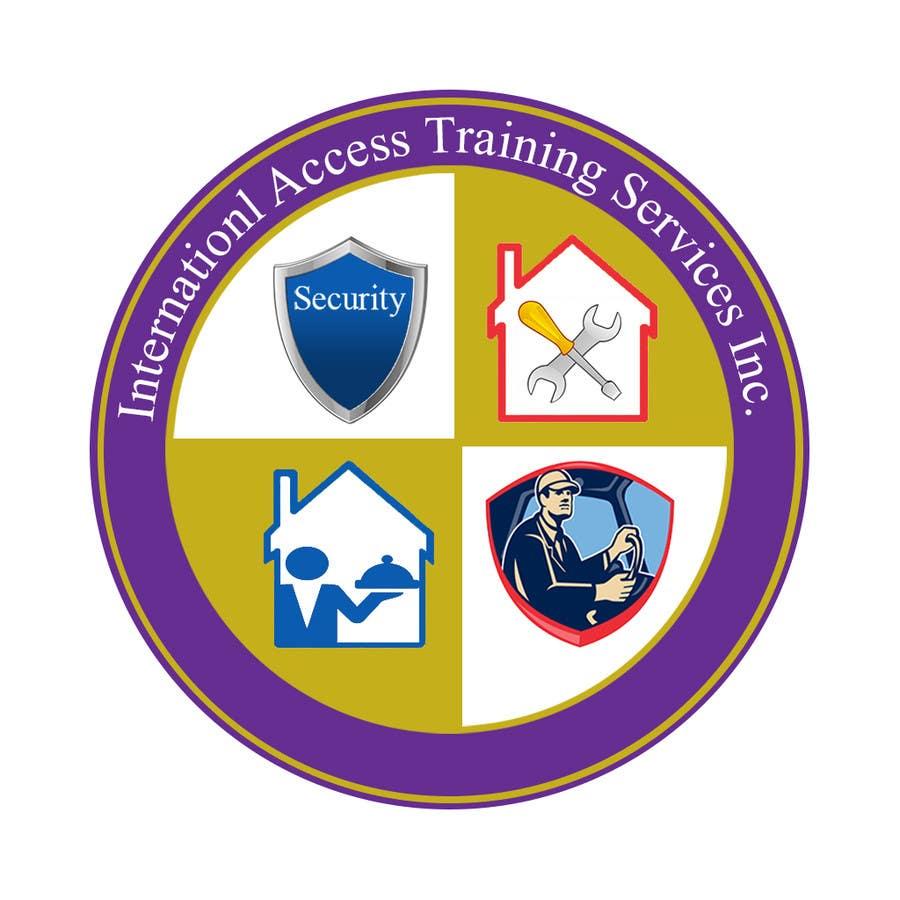 Konkurrenceindlæg #15 for Design a Logo for International Access Training Services Inc.