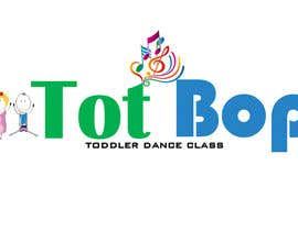 enghanynagy tarafından Logo design for 'Tot Bop'; dance classes for children aged 2-5. için no 8