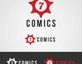 #6 for Design a Logo for 7Comics by szabomarius