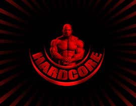 #70 para Design a Logo for Hardcore Sports Nutrition por Wbprofessional