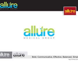 #105 cho New corporate logo for Allure Medical Group bởi dineshpandey78