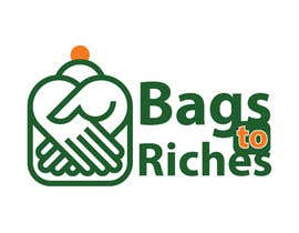"#51 cho Design a Logo for ""Bags to Riches"" bởi marlopax"