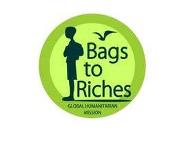 "#13 cho Design a Logo for ""Bags to Riches"" bởi NKSp"